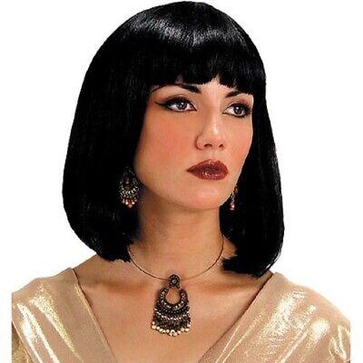 Seasonal Visions Adult Halloween Accessory Egyptian Wig  - Seasonal Visions