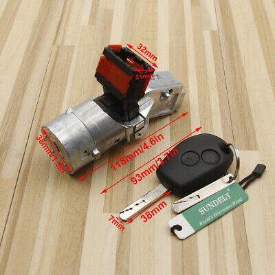 Ignition Lock Barrel Starter Switch Cylinder For Renault TWINGO MK2 8200214168