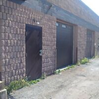 Commercial unit availabe 995 month for you own general contracti