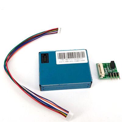Pms7003 High Precision Laser Dust Sensor Module Pm1.0 Pm2.5 Pm10 W Adapter Cable