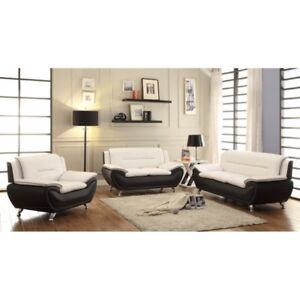 Metro sofa, love seat, and chair set, ALL 3 PIECES, DOOR CRASHER