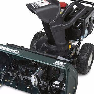 Brolins  178cc 22-in 2 Stage Snow blower / Electric Start / new