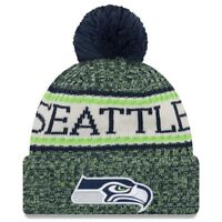 CAPPELLO NEW ERA KNIT SIDELINE 2018 NFL SEATTLE SEAHAWKS a9e20825d347