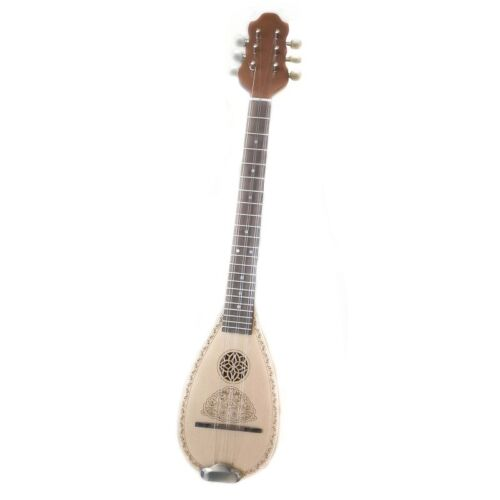 Baglama Greek Traditional Instrument Handmade Small Bouzouki Byzantinos Style