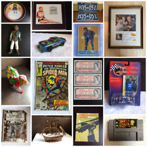 Online Auction Items Closing May 23rd