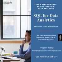 Learn Data Analytics! Training & Job Placement! Join Today!