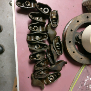Sbc LT1 rocker arms