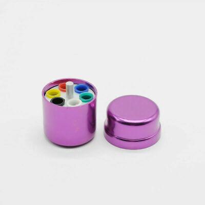 Dental Endodontic Organizer Container Paper Gutta Percha Aluminum Silicone Tube