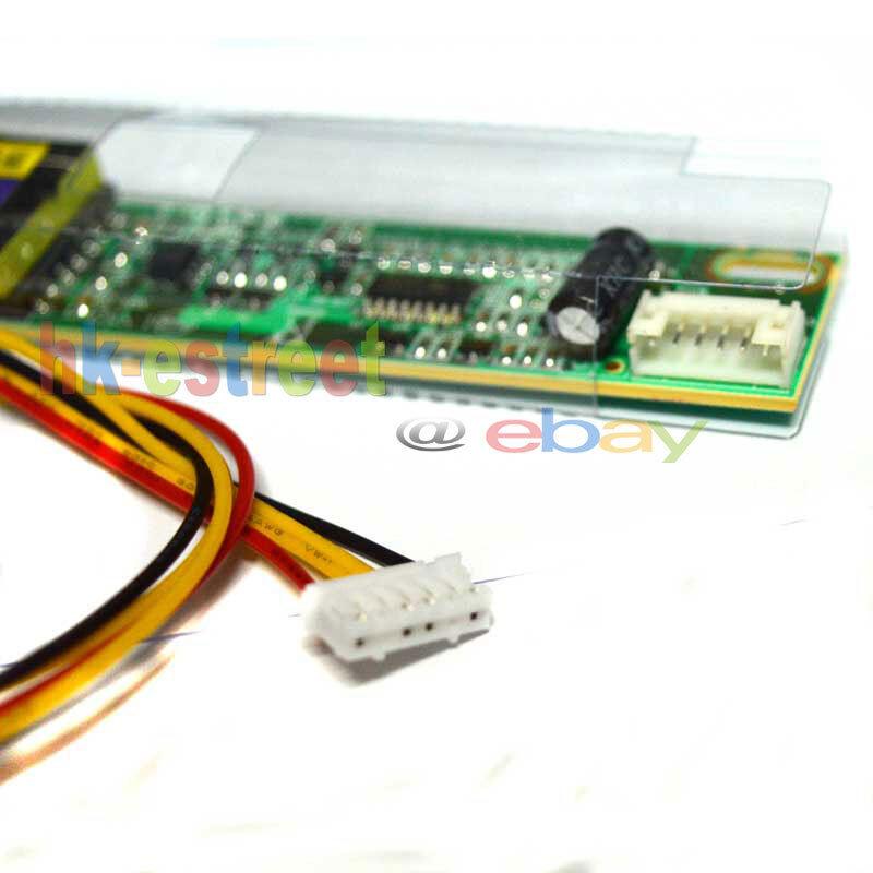 Universal 1 Lamp-CCFL Inverter board 2Pin for-LCD screen Monitor Panel USA SHIP