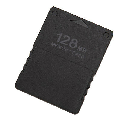 New 128MB Memory Card For Sony PlayStation 2 PS2 Slim Console Data...