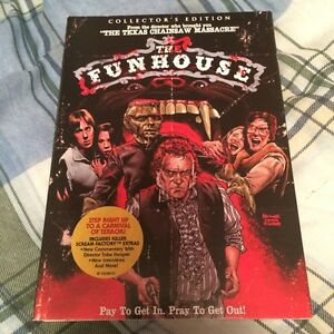 The Funhouse DVD