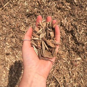 MULCH, SAND & TOPSOIL FOR SALE!
