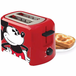 NEW Disney Classic Mickey Mouse Toaster