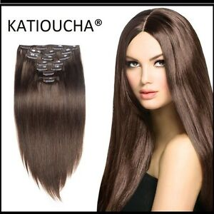 100% HUMAN HAIR CLIP IN Hair Volumater,CLIP IN Hair extension BR