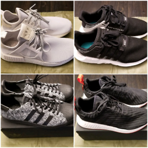 9fae7f977 Adidas Boost Pack (4) NMD EQT Superstar size 9