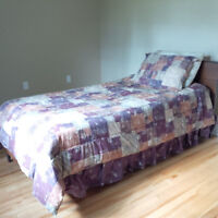 Two twin beds for sale