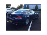 BMW 645CI 4.4 AUTO 2 DOOR COUPE (2004 54 REG) 335 BHP