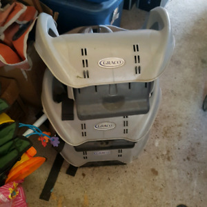 Graco snugride carseat bases
