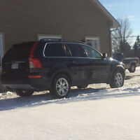 2007 Volvo XC90 Leather, sunroof,DVD, SUV, Crossover