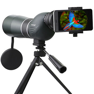 Outdoor Telescope HD Optic Zoom Len Bird Watching High Definition View Monocular