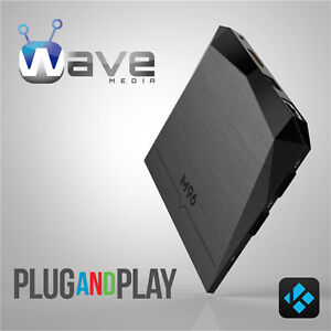 WAVE MEDIA® ANDROID TV BOX★UNLIMITED MOVIES★TV SHOWS★FREE