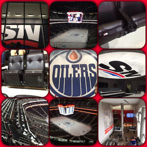 OILERS season tix CHEAP below face! Rogers Place: Sportsnet Club Edmonton Edmonton Area image 6