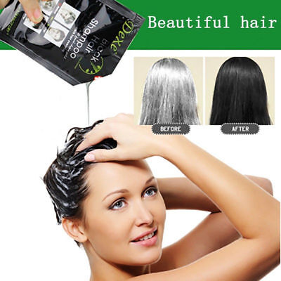 Qinen White Hair into Black 10PCS