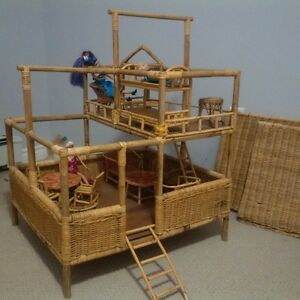 Doll House - Bamboo - SALE PENDING