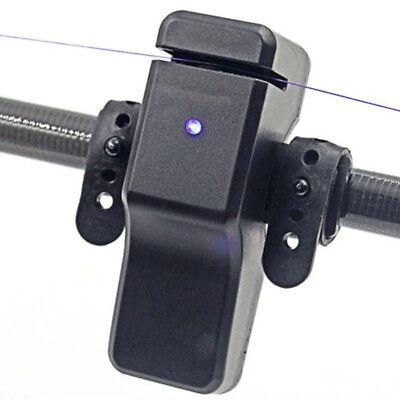 Electronic High Sensitive LED Light Fish Bite Sound Fishing Alarm Indicator Bell](Sound Sensitive Led Lights)