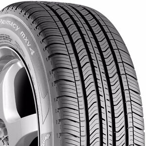 2 MICHELIN PRIMACY MXV4 A/S TIRES – 235/55/17 – LIKE NEW