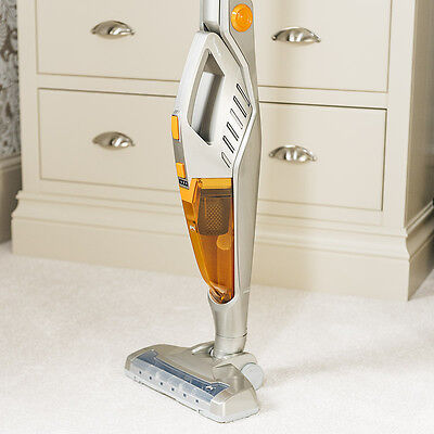 Ovation HT107 Cordless 2-in-1 Folding Upright and Handheld Vacuum Cleaner, 22.2V