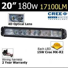 "20"" Cree 180w 4D LED Lightbar - (+ wiring kit) light ba Craigie Joondalup Area Preview"
