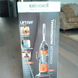 New Bissell Powerglide Professional Vacumn in Box