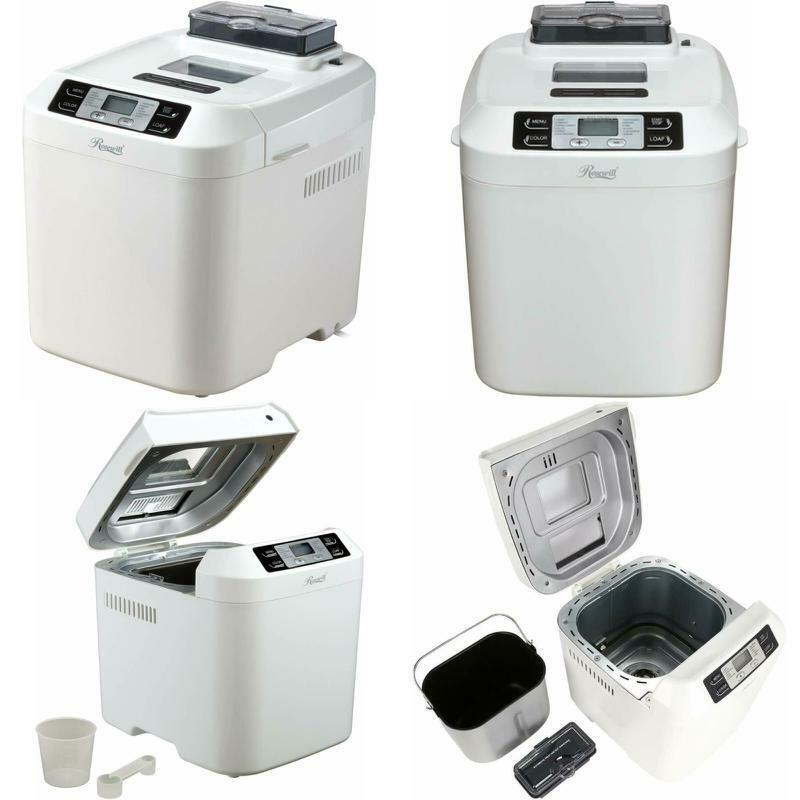 rapid bake bread maker with automatic fruit