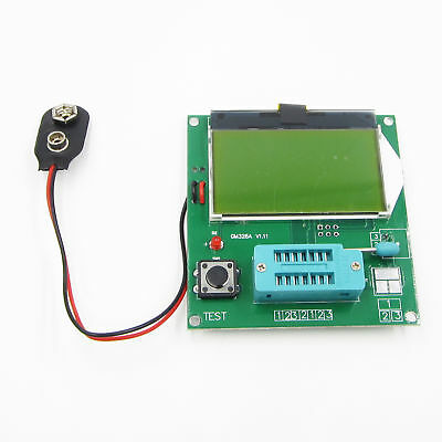 Lcd Gm328a Transistor Tester Capacitance Lcr Esr Frequency Generator Ass