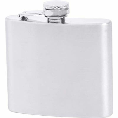 Maxam® 5oz Stainless Steel Flask