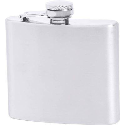 Maxam® 5oz Stainless Steel Flask