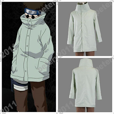 Naruto Anime Cosplay Costumes Aburame Shino Cosplay Costume Halloween  for sale  Shipping to Canada
