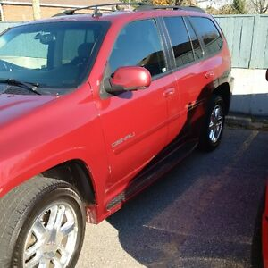 2007 GMC Envoy Denali SUV Leather with DVD ENT System