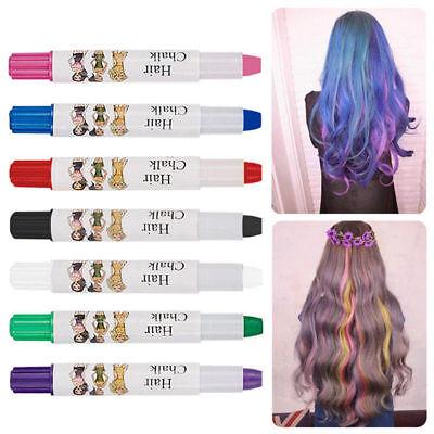 Temporary Disposable Hair Crayon Hair Spray Many Color Easy Highlight Hair Color - Hair Spray Color Temporary