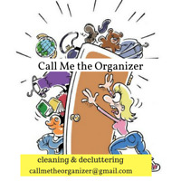 It's Fall-time to Call Me the Organizer