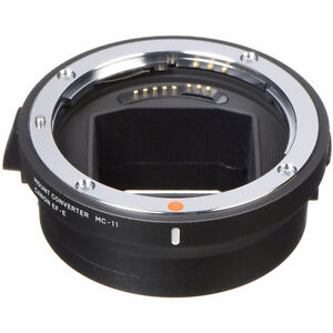 Sigma MC-11 Mount Converter/Lens Adapter (Canon EF-Mount Lenses