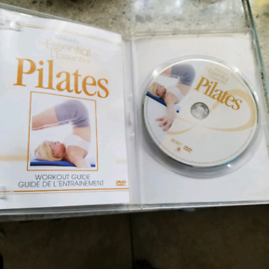 Exercise Ball and Pilates DVD