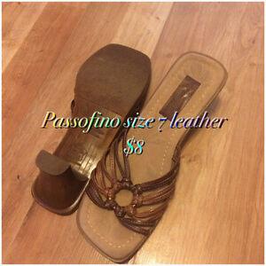 Shoes 7 - 71/2