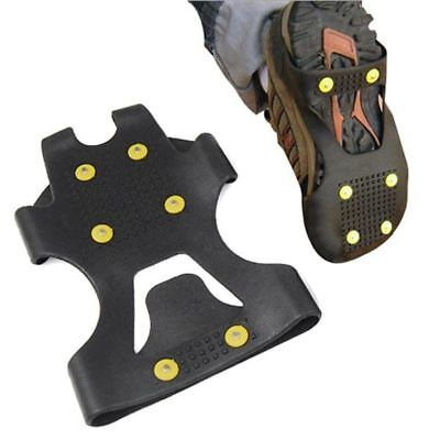 Outdoor Anti-Slip Ice Gripper Snow Traction Cleats Shoes Easy Strolling On Snow,