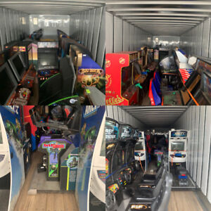 Tractor Trailer of Arcade games , drivers, shooters, classics