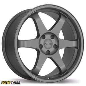 "Mag fast wheel hayaku 5 X 110    17"""