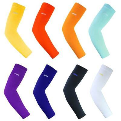 Compression Sports Elastic Fitness Elbow Arm Sleeve Brace Support Pain Relief US ()
