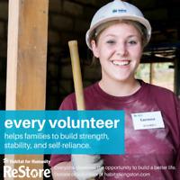 Volunteer Retail Assistant