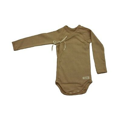 Sustainable Organic Cotton Vegan Fox Fibre Baby Clothing Best for Psoriasis